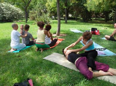 masaje Tailandés Consciente