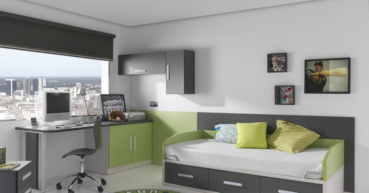 Doos interiorismo dise o habitaciones juveniles - Interiorismo valladolid ...