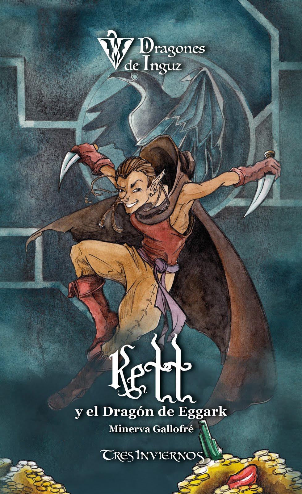 Kett y el Dragón de Eggark