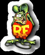 Rat Fink - Ed Rothy