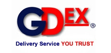 gdex tracking