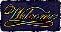 Bem vindo(a)! Obrigada por sua visita!