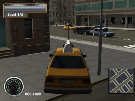 new york city taxi simulator 3 New York City Taxi Simulator 0×0815 [PC]
