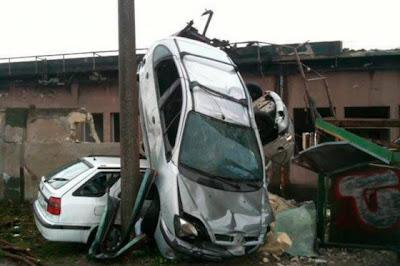 Tornado Italia, 28 de Noviembre 2012