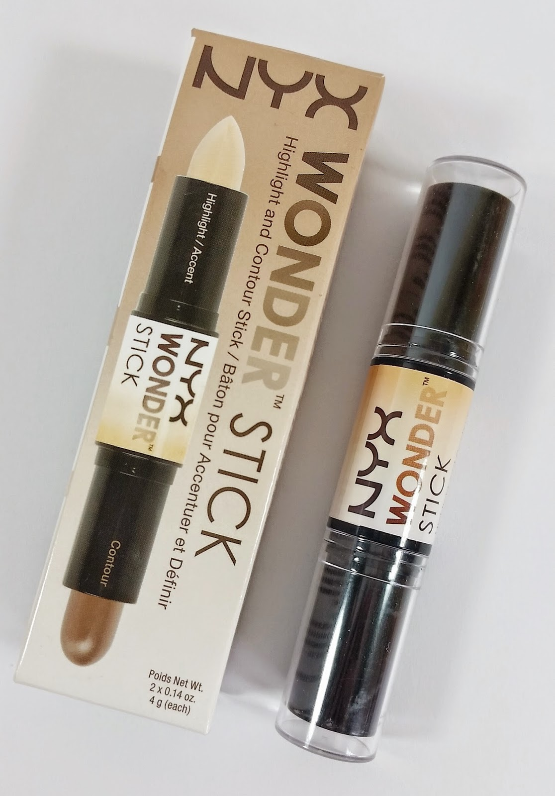 Nyx Wonder Stick Review And Swatches The Budget Beauty Blog Concealer