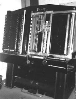 El sintetizador foto-electrónico soviético ANS creado por Evgeny Murzin entre 1937 y 1957
