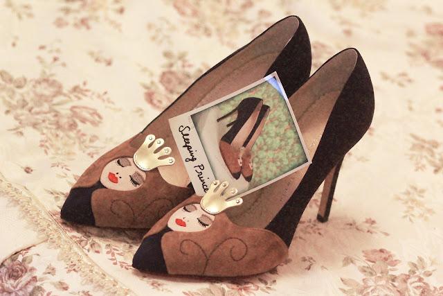 Zapatos de moda para mujeres