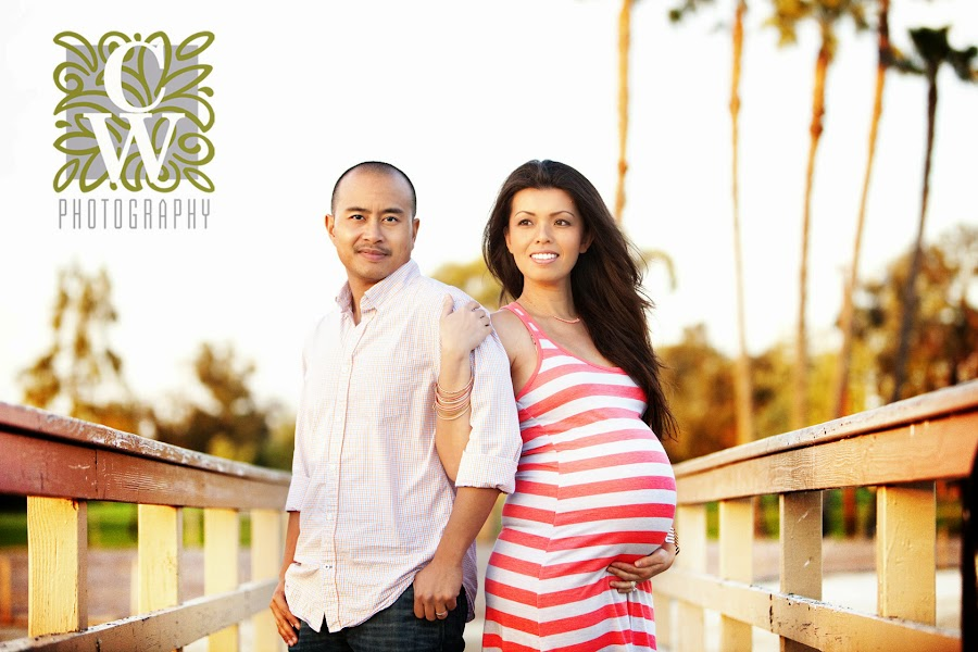 maternity portrait long beach