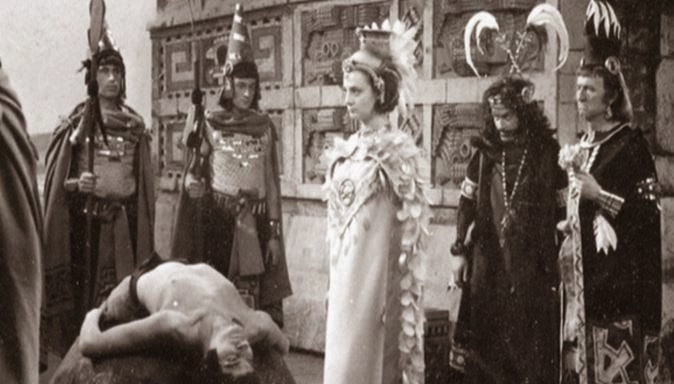 DOCTOR WHO Pure Historical's - THE AZTECS   Warped Factor ...