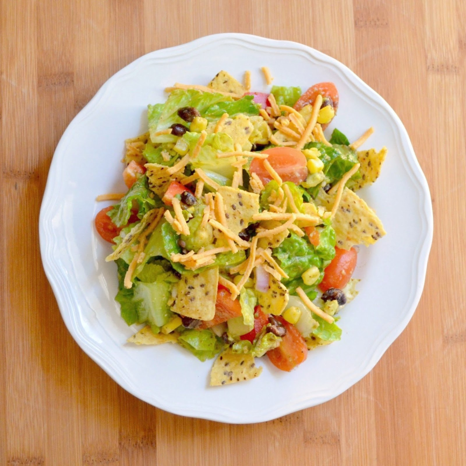 Taco Salad | The Inventive Vegetarian