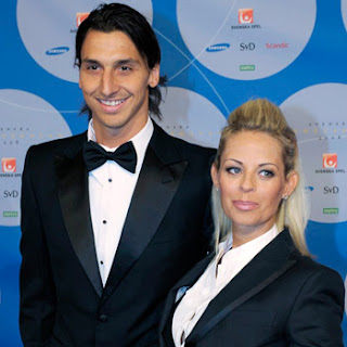 Zlatan Ibrahimovic Wife
