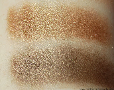 Sephora by Izak Baked Eyeshadow Palette Swatches Rustique Bonsoir