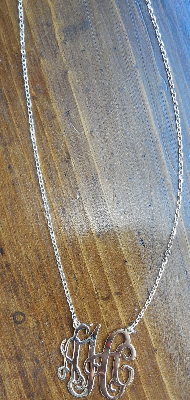9th & Elm necklace