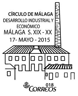 Matasellos EXFILMA 2014