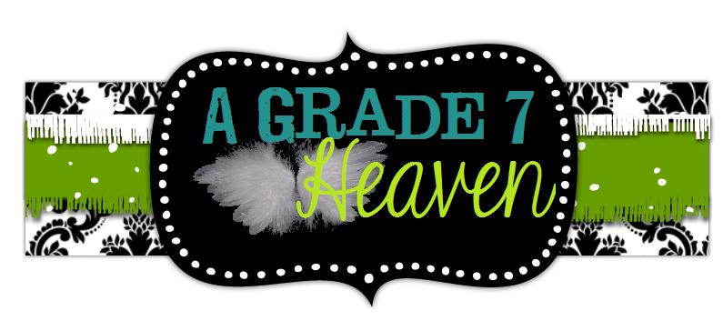 A Grade 7 Heaven