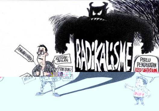 Kesenjangan Ekonomi Picu Radikalisme