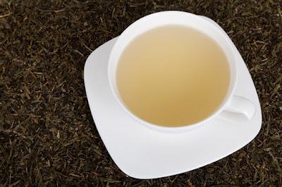 Secawan teh hijau