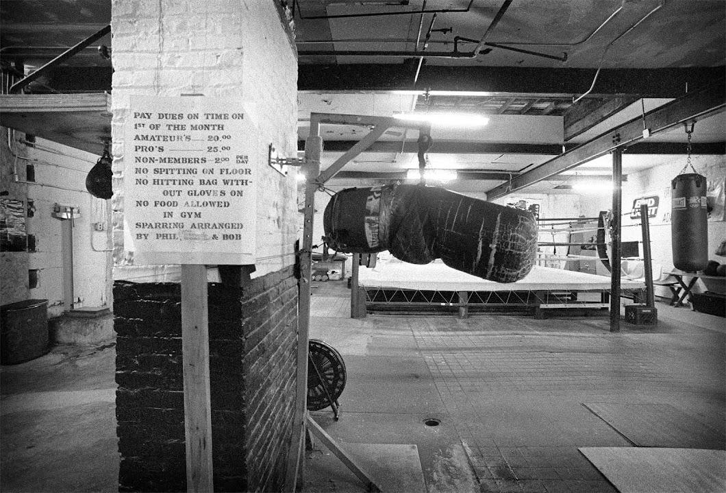Randy & Ike's Gym – Patterson, NJ