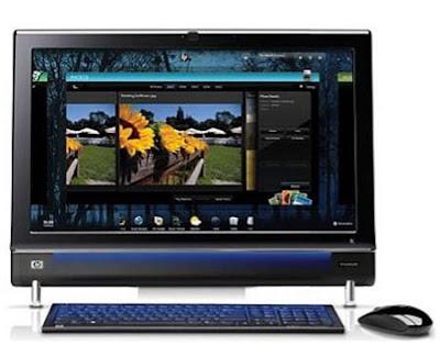 HP Touchsmart 600-1137d