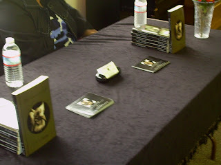 Book Signing May 7, 2011