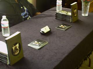 Book Signing May 7, 2011