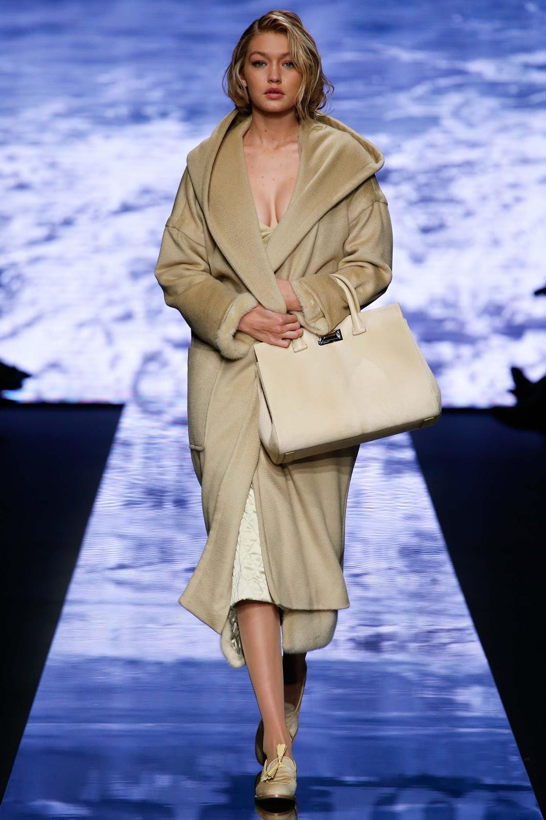 Top 5 - Milan Fashion Week - Fall 2015 - Max Mara - Fashion Blog