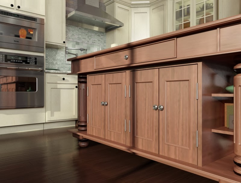 The Byers Project Kitchen Island Trends