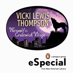 Vicki Lewis Thompson Werewolf in Greenwich Village