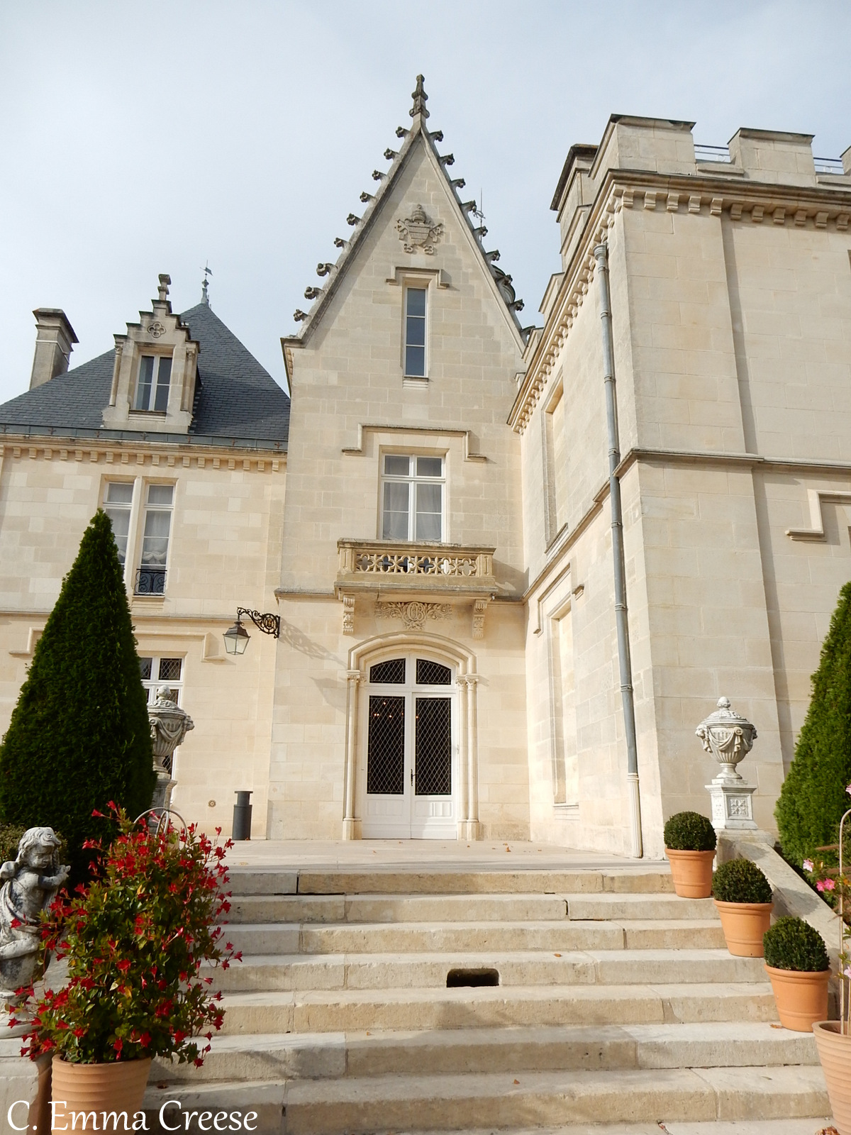 Chateau Pape Clement – a dream experience in Bordeaux, France
