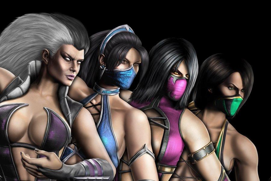 Mortal Kombat Babes 63