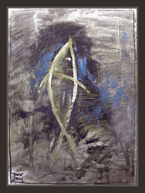 SUMERIA-ALFABETO-PEZ-LETRAS-SUMER-FISH-ANUNNAKI-ALPHABET-ART-ARTE-PINTURA-PINTOR-ERNEST DESCALS-