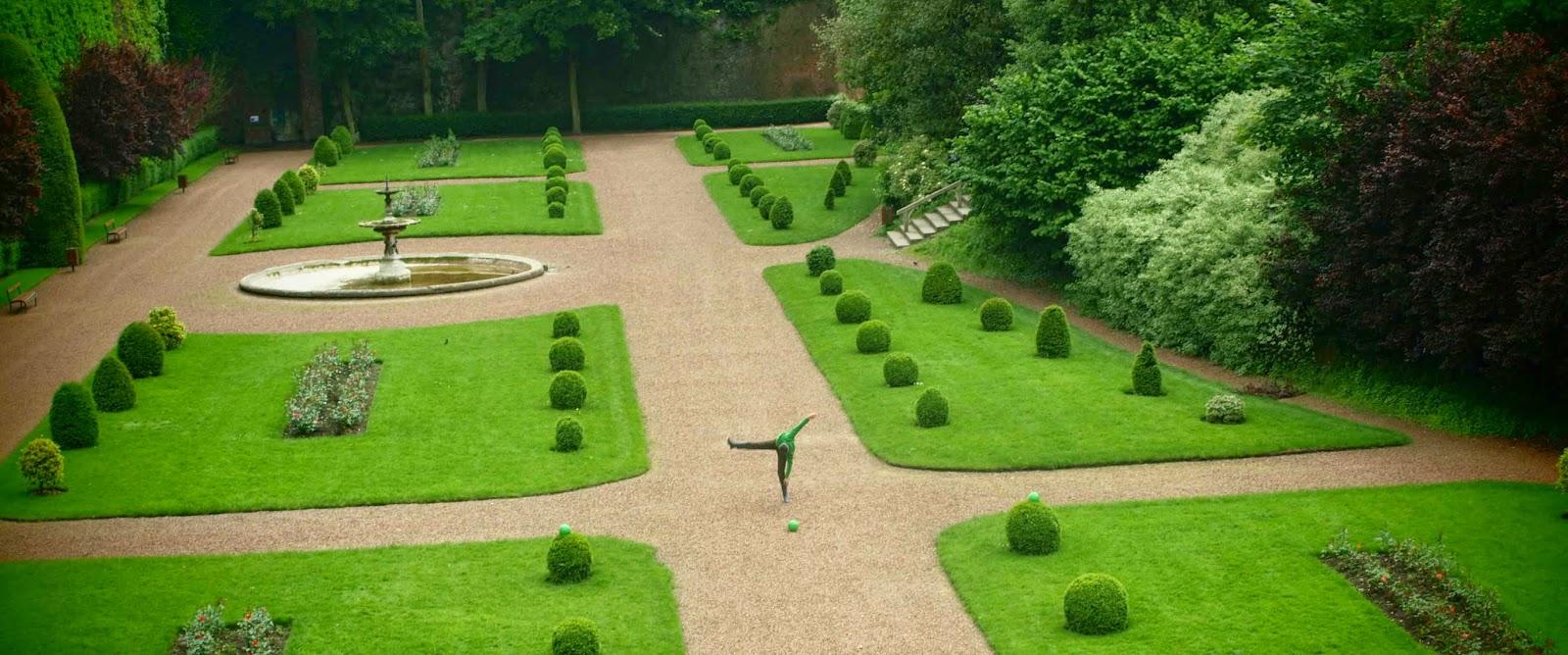 jardin histoire des arts