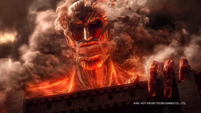 Shingeki no Kyojin Omega Force