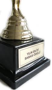 Babalar Günü Hediyesi- Yılın En İyi Babası Oscarı