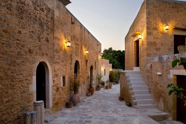 Μοναδικά μικρά ξενοδοχεία στην Πελοπόννησο