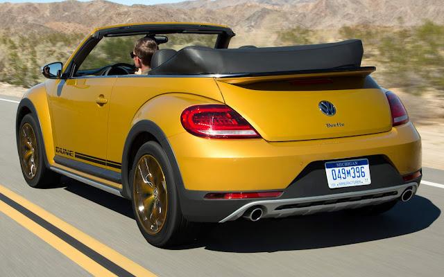 Volkswagen Beetle 2016 Dune