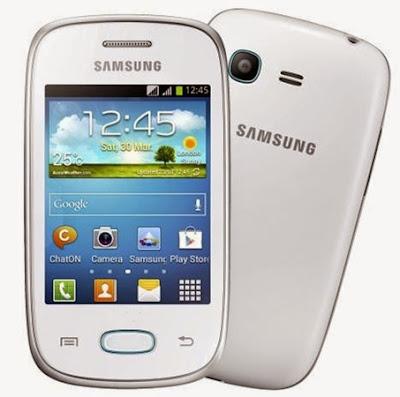 Harga Spesifikasi Samsung galaxy Y Neo