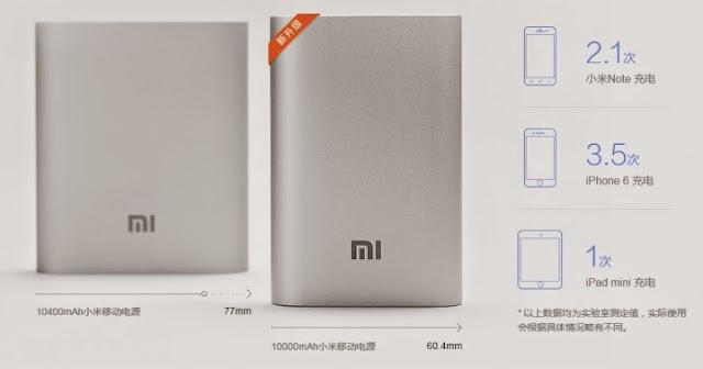 Comprar bateria externa boa da Xiaomi no Brasil