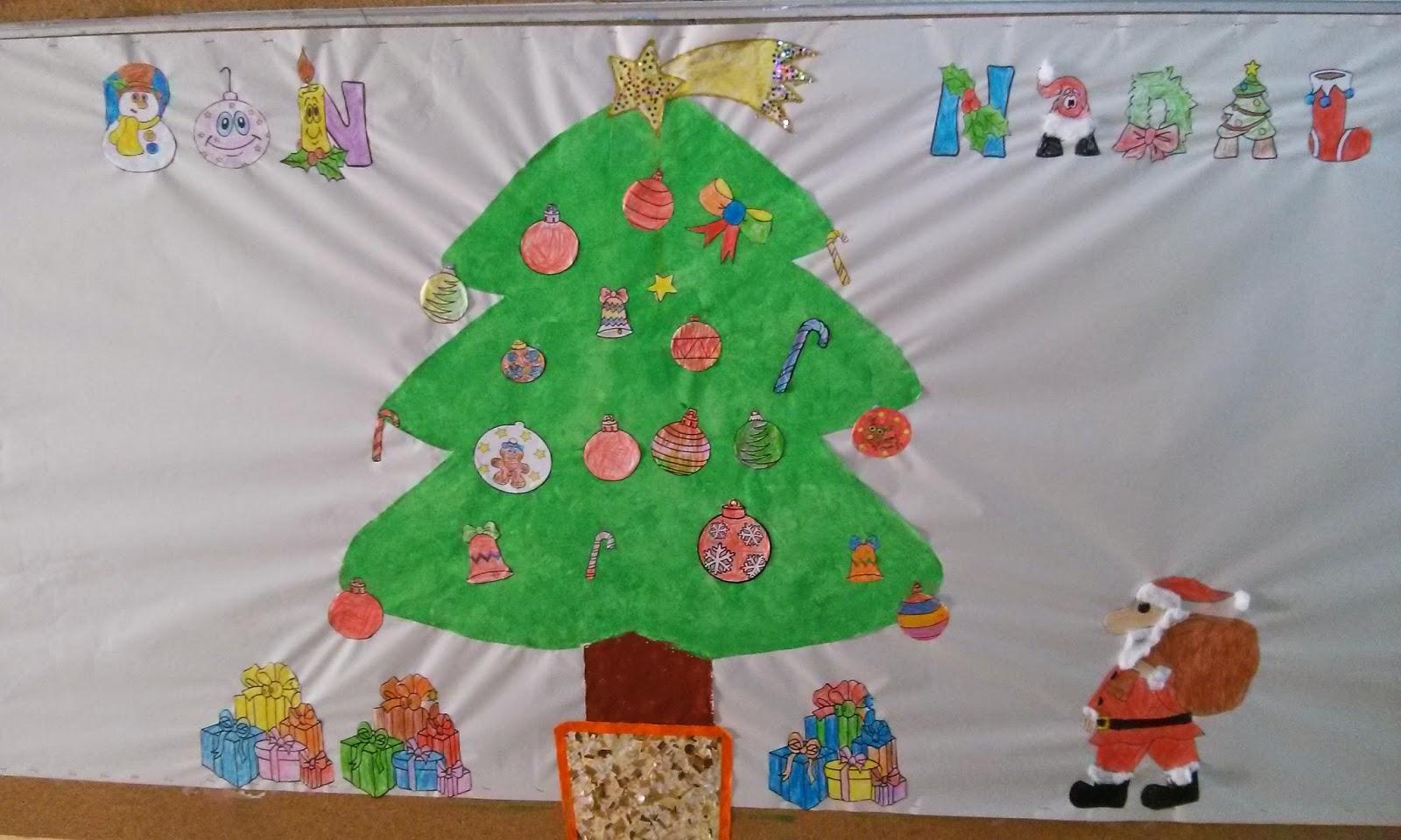 Gregori Mayans Taller De Revista 2014 ~ Crismas De Navidad Hechos Por  Ninos