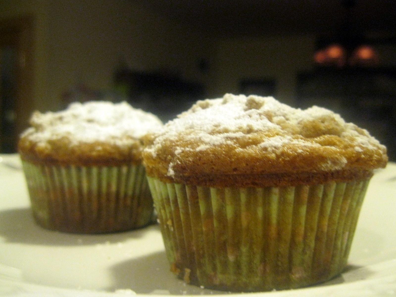 Adirondack Baker: Crumb Cake Muffins