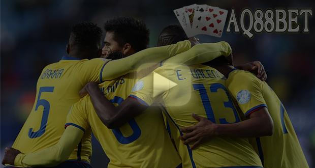 Agen Piala Eropa - Highlights Pertandingan Meksiko 1-2 Ekuador (Copa America) 20/06/2015