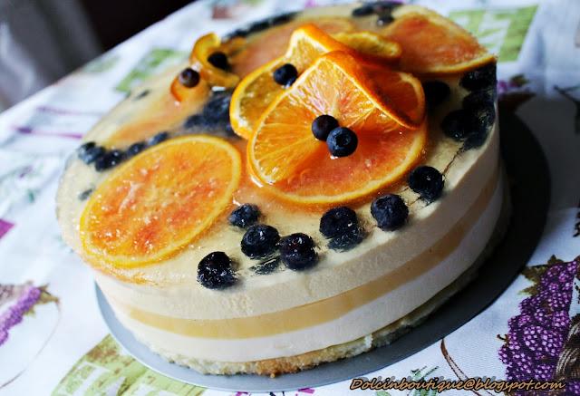 un brindisi in una fetta di torta...canelli d'inverno