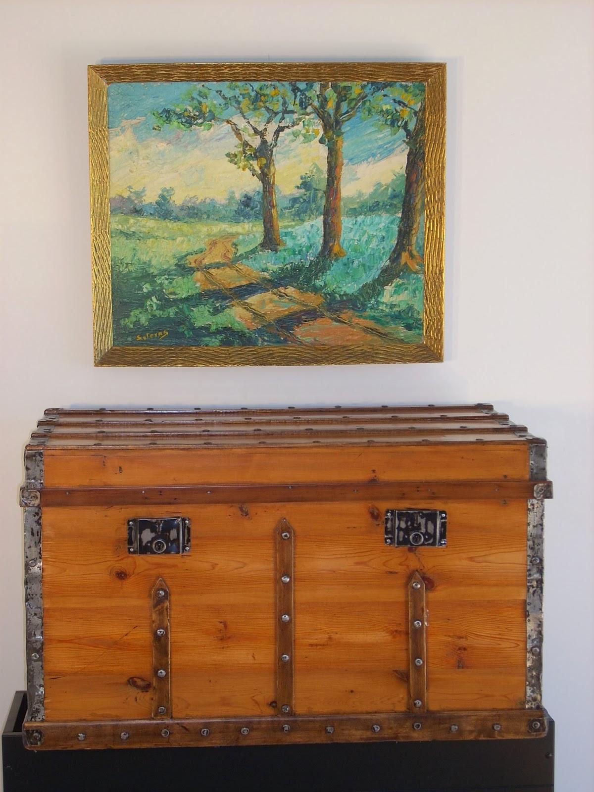 Venta de muebles antiguos restaurados naturmoble arc n - Muebles antiguos restaurados ...