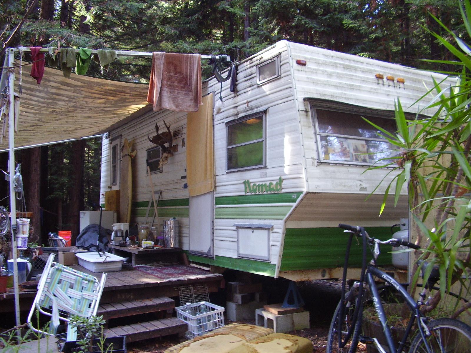 Its A Co Op UCSC Trailer Camper Park Santa Cruz