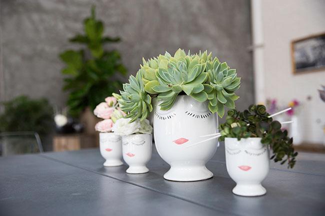the celfie vase - Accent Decor