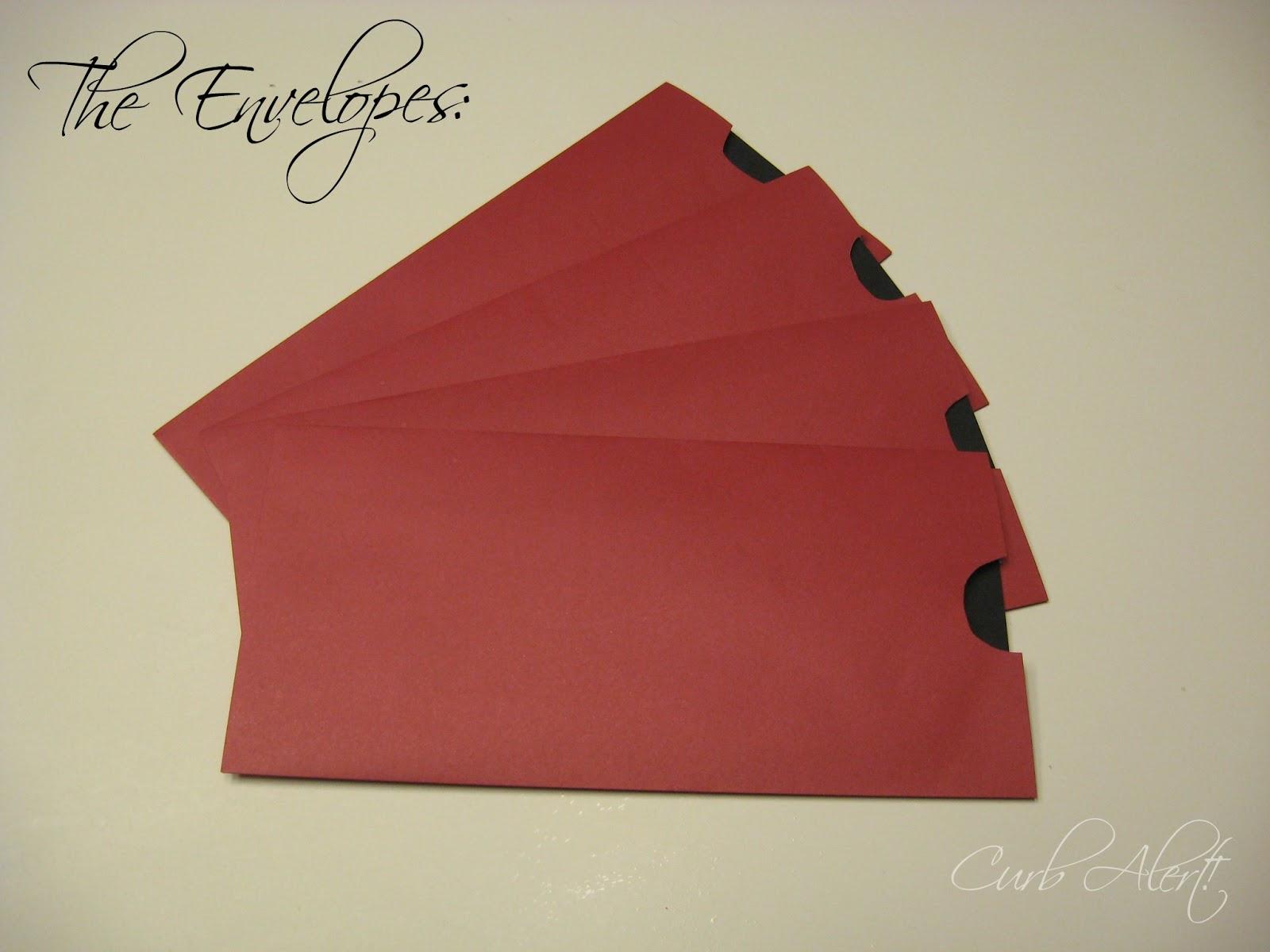party envelope