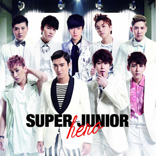 Super Junior - Hero [1st Japanese Album]