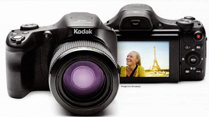 Cámara Kodak Pixpro AZ651