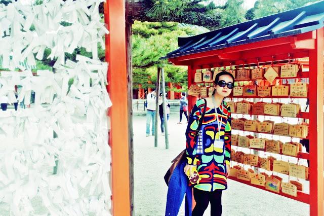 www.meheartseoul.blogspot.sg | Kyoto Heian Jingu Shrine