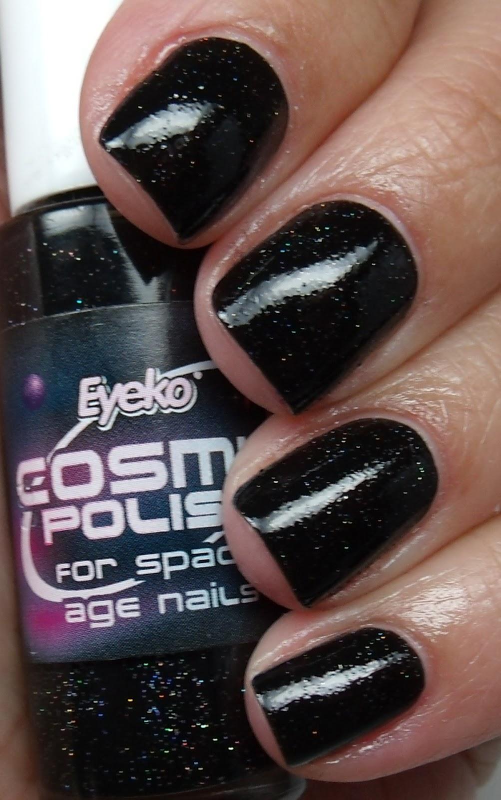Colores de Carol: Eyeko Cosmic Polish